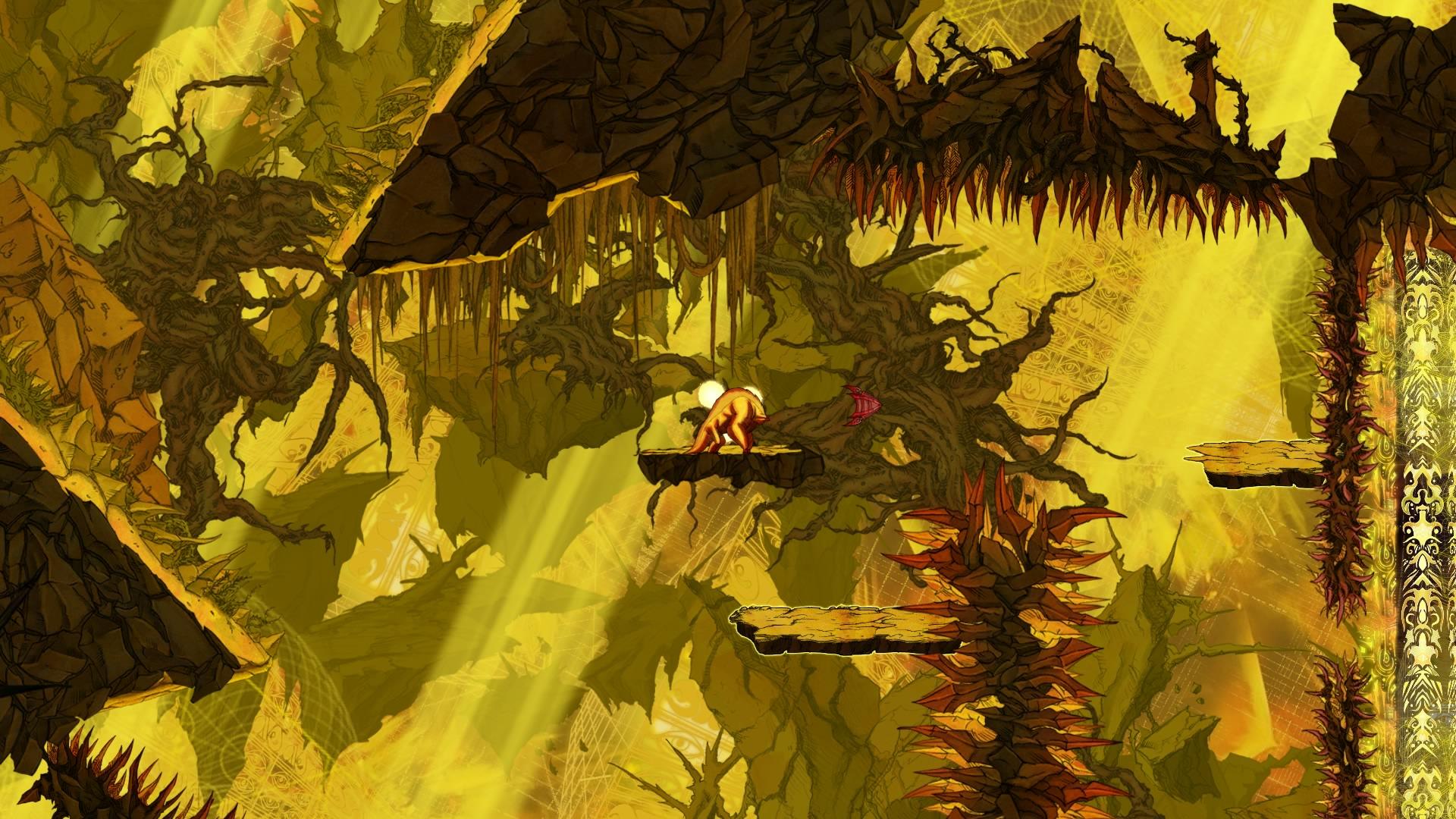 Aaru's Awakening PS4