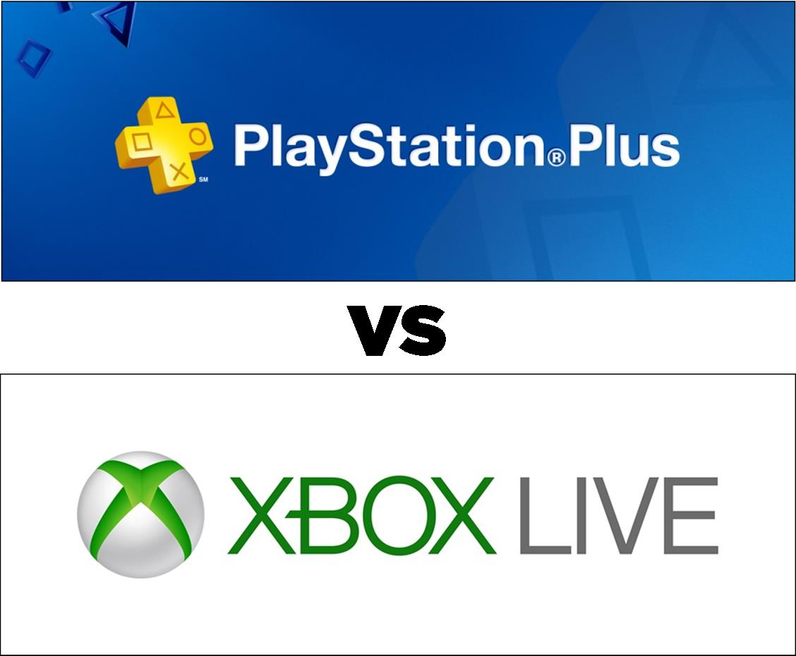 Playstation Plus vs Xbox Live